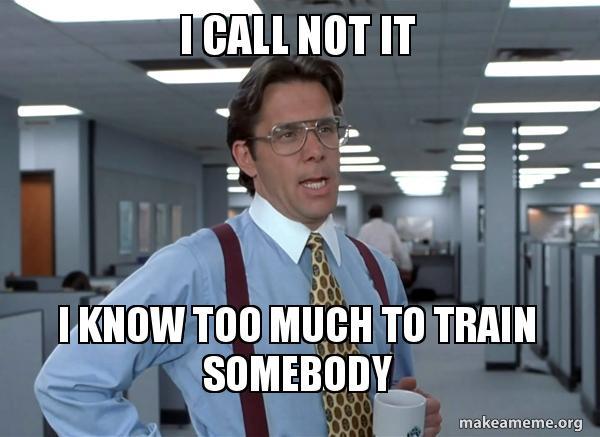 """Not IT"" Training"